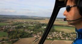 Vol en Hélicoptère privatisé à Beaune