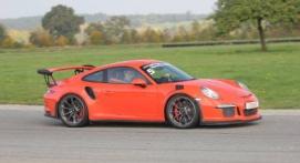 Baptême en Porsche 991 GT3 RS - Circuit de Lohéac
