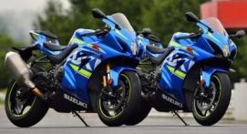 Stage de Pilotage en Suzuki GSRX 1000 - Circuit du Luc