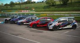 Stage de Pilotage Multivolant Rallycross - Circuit des Ducs