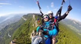 Vol en Parapente à Chambéry