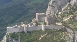Survol en Hélicoptère de Perpignan et des Châteaux Cathares