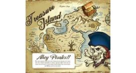 L'île au trésor, Escape game à Lyon