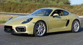 Stage de Pilotage en Porsche Cayman GTS - Circuit de Bordeaux Mérignac