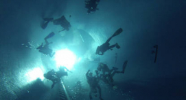 Baptême de plongée sous-marine à Argenteuil