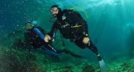 Baptême plongée sous-marine Marseille