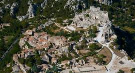 Vol panoramique hélicoptère Alpilles Vaucluse