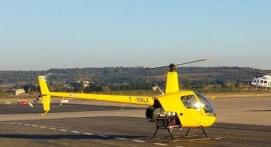 Initiation pilotage hélicoptère Vaucluse