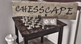 Chesscape, Escape game à Lesparre-Medoc