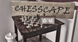 Chesscape, Escape game à Lesparre-Medoc