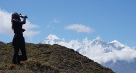 Stage survie Haut Plateau Mustang Nepal
