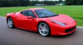 Pilotage d'une Ferrari F430 - Circuit du Bourbonnais