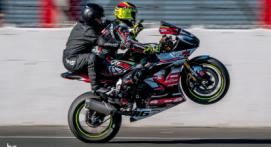 Baptême de moto en Suzuki ou Kawasaki - Circuit du Vigeant