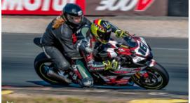 Baptême de moto en Suzuki ou Kawasaki - Circuit de Fontenay-le-Comte