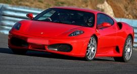 Pilotage d'une Ferrari F430 - Circuit de Lohéac