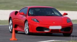 Stage de Pilotage en Ferrari F430 - Circuit de Pau-Arnos