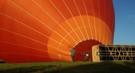 Vol en Montgolfière au dessus de la Touraine
