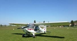 Initiation au pilotage d'avion à Epinal