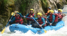 Rafting Limoux