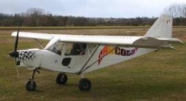 Initiation au pilotage d'avion près de Perpignan