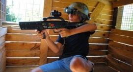 Laser game en extérieur à Nimes