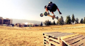 Location mountainboard Grenoble