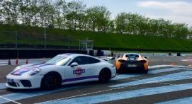 Stage de Pilotage en Porsche 991 GT3 - Circuit de Chenevières