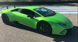 Baptême en Lamborghini Huracan - Circuit de Chenevières