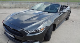 Baptême en Mustang GT V8 Cabriolet - Circuit de Chenevières