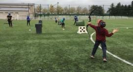 Partie privée d'Archery Game à domicile à Tours ou ses environs