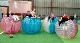 Bubble Football à Marseille