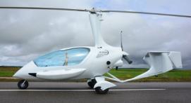 Pilotage d'un ULM près de Metz