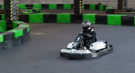 Session de Karting à Saint-Lô