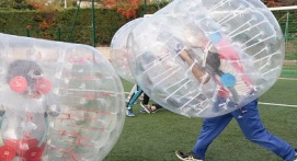 Bubble Football à proximité de Aix-en-Provence