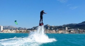 Initiation au Flyboard à Marseille