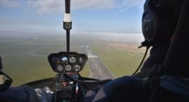 Initiation au pilotage d'hélicoptère près d'Epinal dans les Vosges