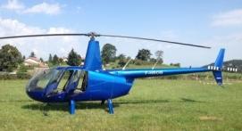 Baptème de l'Air en Hélicoptère à Carcassonne