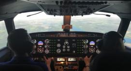 Pilotage d'avion en simulateur près de Libourne