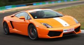 Stage de Pilotage en Lamborghini Huracan - Circuit de l'Ouest Parisien