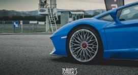 Stage de Pilotage en Lamborghini Aventador S - Circuit de Lohéac