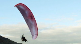 Initiation au pilotage d'ULM paramoteur à Tallard