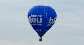 Vol en montgolfière à Rennes