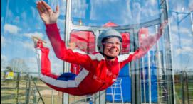 Simulateur de chute libre à La Roche sur Yon