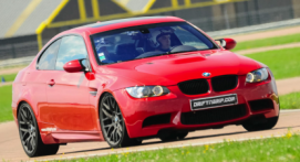 Stage de pilotage sur BMW M3 E92 - Circuit Drift N'Grip