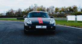 Cours particulier de pilotage sur Porsche Cayman S - Circuit d'Andrézieuxe