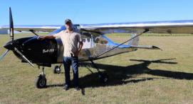 Initiation au pilotage d'avion léger à Niort