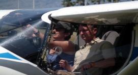 Initiation au pilotage d'avion ultra léger à Blois