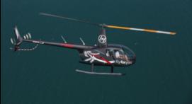 Baptême en Hélicoptère : Vol à Villefranche sur Saône et Lyon