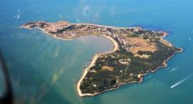 Baptême en ULM : Vol depuis Nort jusqu'à la Rochelle ou Fort Boyard