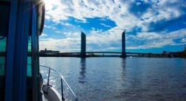 Permis bateau à proximité de Bordeaux